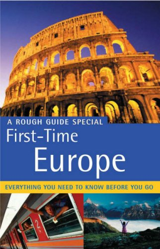 First-Time Europe 9781843534075