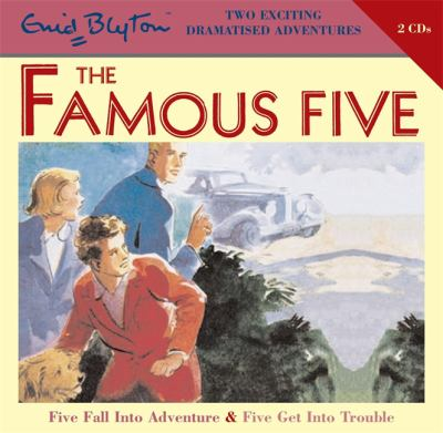 Five Fall into Adventure & Five Get into Trouble 9781844566815