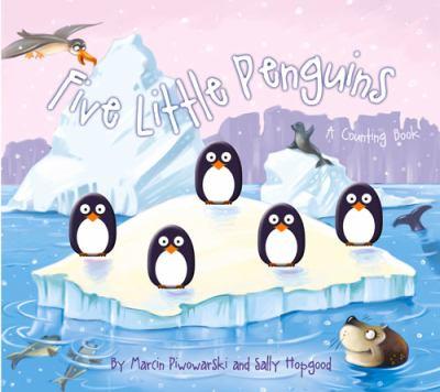 5 Little Penguins 9781849566612