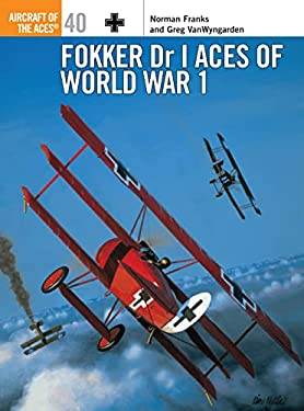 Fokker Dr I Aces of World War I 9781841762234