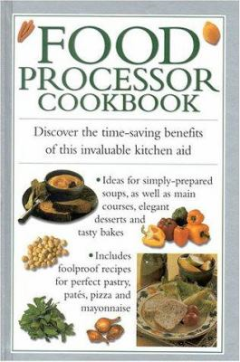 Food Processor Cookbook 9781842152638