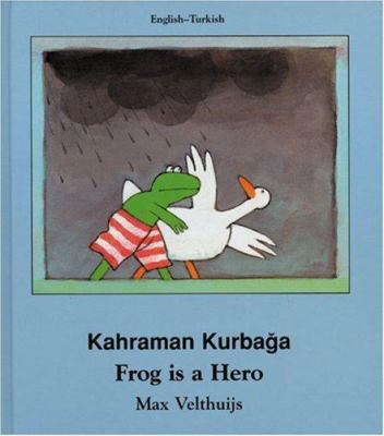 Frog Is A Hero 9781840592054