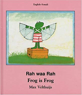 Frog Is Frog (Somali-English)