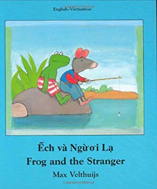 Frog and the Stranger (Vietnamese-English)