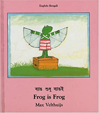 Frog is Frog 9781840592085
