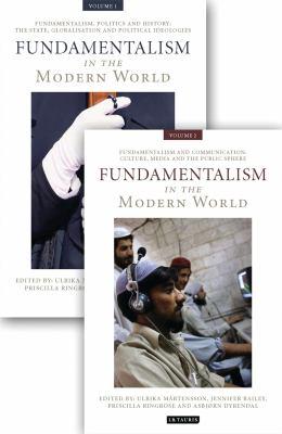 Fundamentalism in the Modern World 2 Volume Set 9781848853614