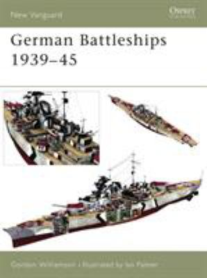 German Battleships 1939-45 9781841764986