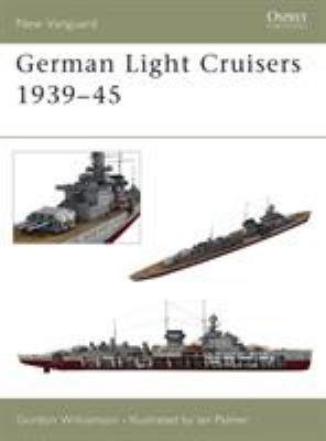 German Light Cruisers 1939-45 9781841765037