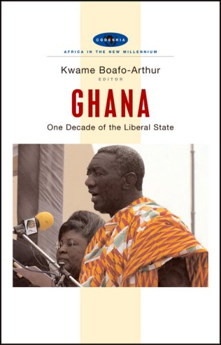 Ghana: One Decade of the Liberal State 9781842778296