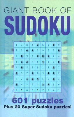Giant Book of Sudoku 9781845731137