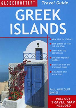 Globetrotter Travel Guide Greek Islands [With Travel Map] 9781847730299