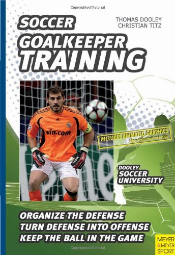 Soccer: Goalkeeper Training 9781841263069