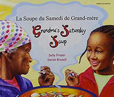 Grandma's Saturday Soup 9781844449330
