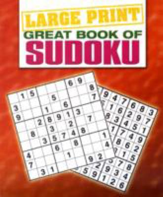 Great Book of Sudoku 9781848375314