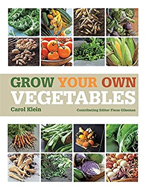 Grow Your Own Vegetables 9781845335519