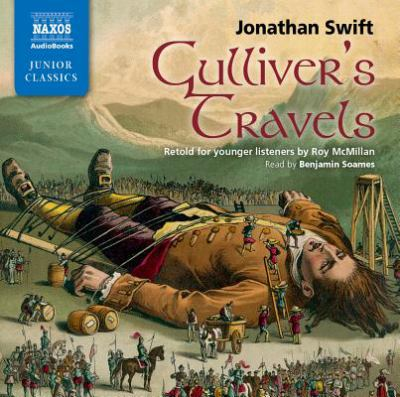 Gulliver's Travels - Retold for Younger Listeners 9781843795599