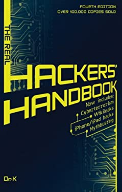 The Real Hackers' Handbook 9781847328250