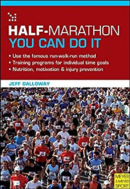 Half-Marathon: You Can Do It 9781841263335