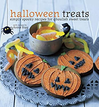 Halloween Treats. Annie Rigg 9781849752527