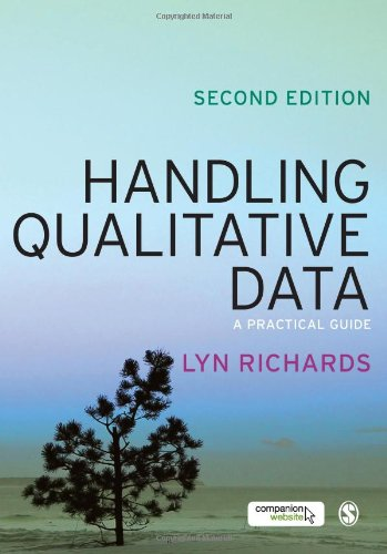 Handling Qualitative Data: A Practical Guide 9781848602182