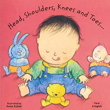 Head, Shoulders, Knees and Toes in Farsi and English 9781844441488