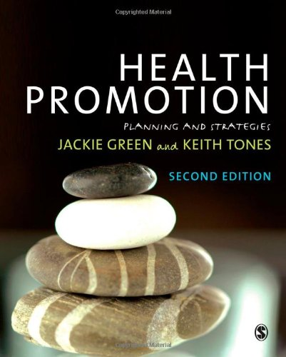 Health Promotion: Planning and Strategies 9781847874900