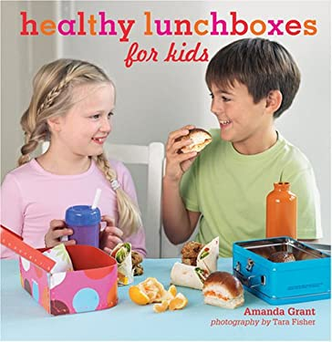 Healthy Lunchboxes for Kids 9781845977061