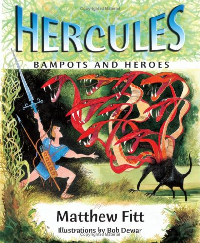 Hercules: Bampots and Heroes 9781845020569