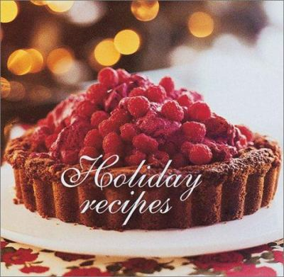 Holiday Recipes 9781841725260