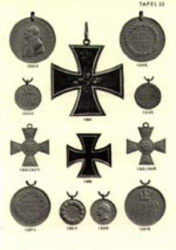 Honours and Awards of the German States. (Die Ehrenzeichen Des Deutschen Reiches) 9781847341204