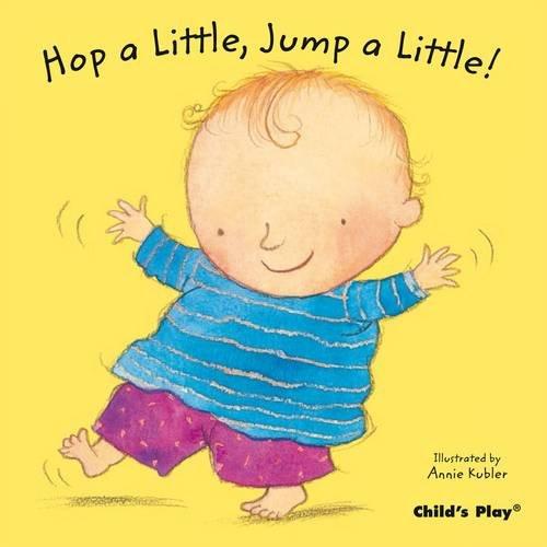Hop a Little, Jump a Little! 9781846433412