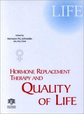 Hormone Replacement Therapy and Quality of Life 9781842140147