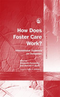 How Does Foster Care Work?: International Evidence on Outcomes 9781849058124