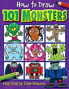 Ht Draw 101 Monsters