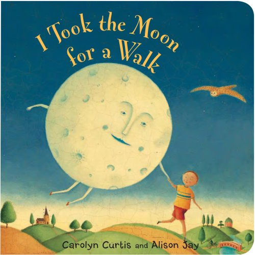 I Took the Moon for a Walk 9781846862007