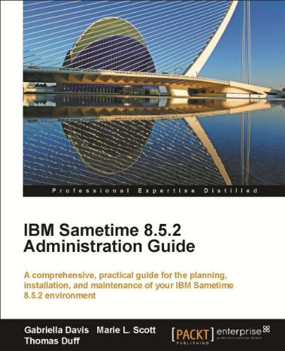 IBM Sametime 8.5.2 Administration Guide 9781849683043