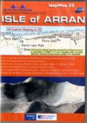 ISLE OF ARRAN 9781845001117