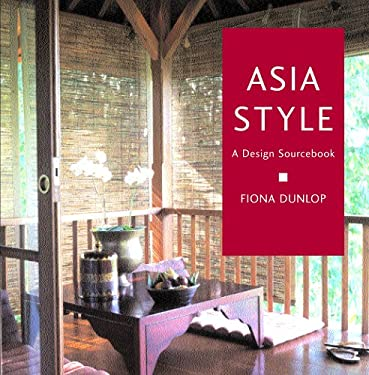 In the Asian Style: A Design Sourcebook 9781843301394