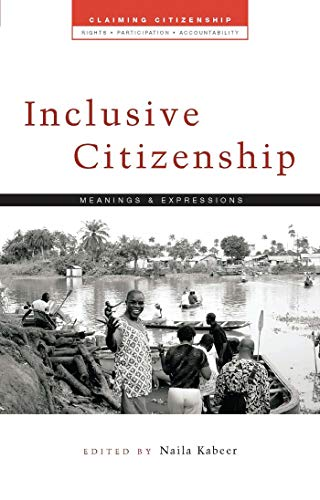 Inclusive Citizenship Volume 1: Meanings and Expressions 9781842775493
