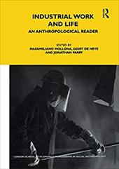 Industrial Work and Life: An Anthropological Reader