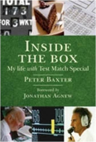 Inside the Box: The Real Story of Test Match Special 9781846890628