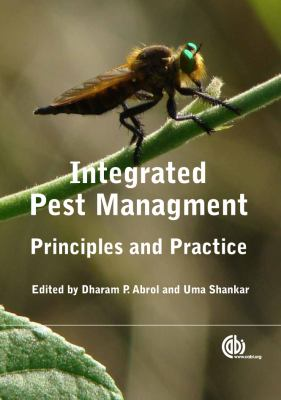 Integrated Pest Management: Principles and Practice 9781845938086