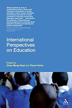 International Perspectives on Education 9781847063878