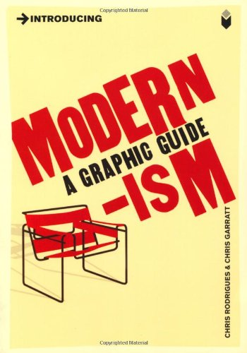 Introducing Modernism: A Graphic Guide 9781848311169
