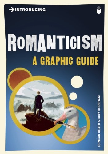 Introducing Romanticism: A Graphic Guide 9781848311787