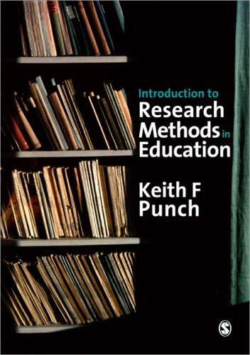 Introduction to Research Methods in Education 9781847870186