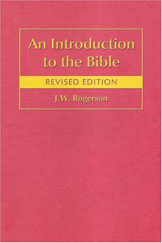 Introduction to the Bible 9781845530396