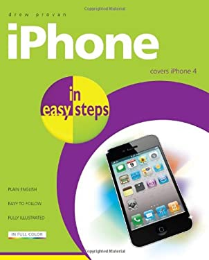 iPhone in Easy Steps 9781840784152