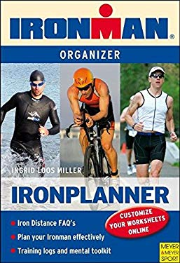Ironplanner: Iron-Distance Organizer for Triathletes 9781841262574