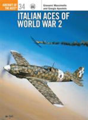 Italian Aces of World War 2 9781841760780